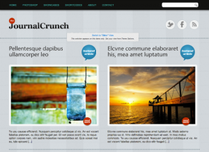 TheJournalCrunchbySite5com-wordpress-freelancer-mumbai-india-theme