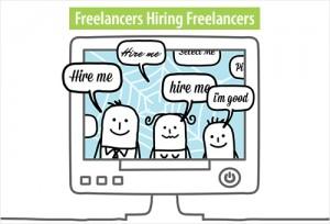 Freelancers Hiring Freelancers
