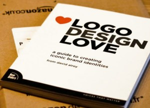 Book Logo design love  for Web Designers And Developers