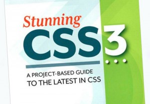Stunning css3 book for Web Designers And Developers