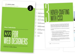 css3 books For Web Designers And Developers