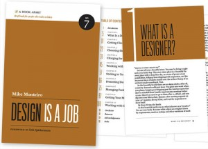 Design is a Job - Useful Books For Web Designers And Developers