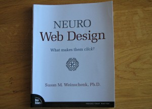 Book Neuro web design - For Web Designers And Developers
