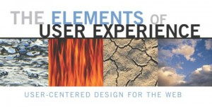 Book The Elements of UX For Web Designers And Developers